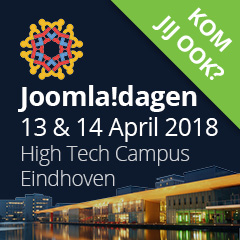 Joomladay 2018 Netherlands